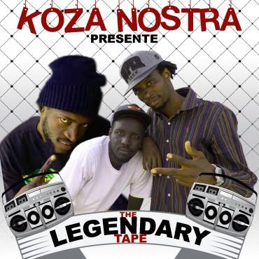 KOZA NOSTRA - LEGENDARY TAPE