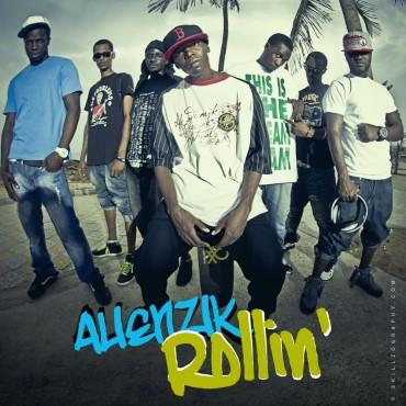 ALIENZIK - ROLLIN