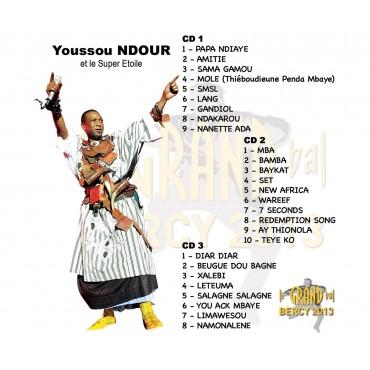 Youssou Ndour - Bercy 2013 Intégrale